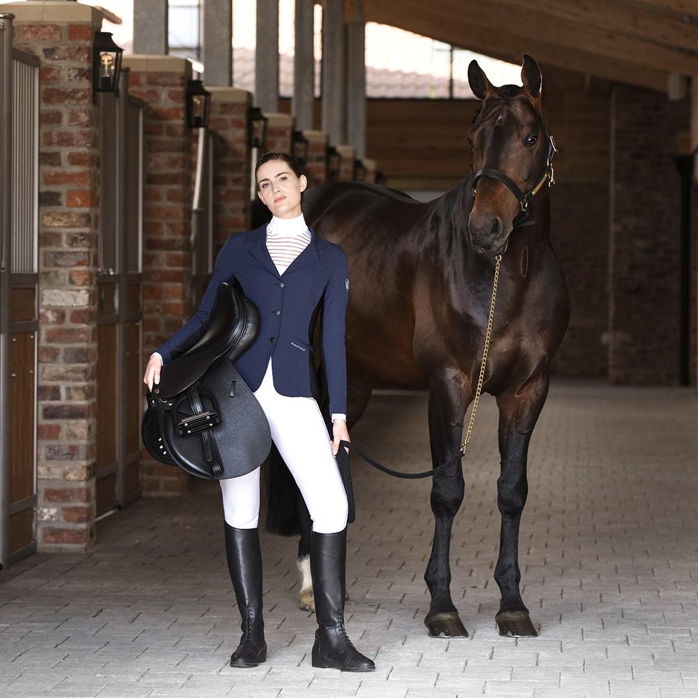 Horseware Air Mk2  Ladies Competition Jacket in Navy