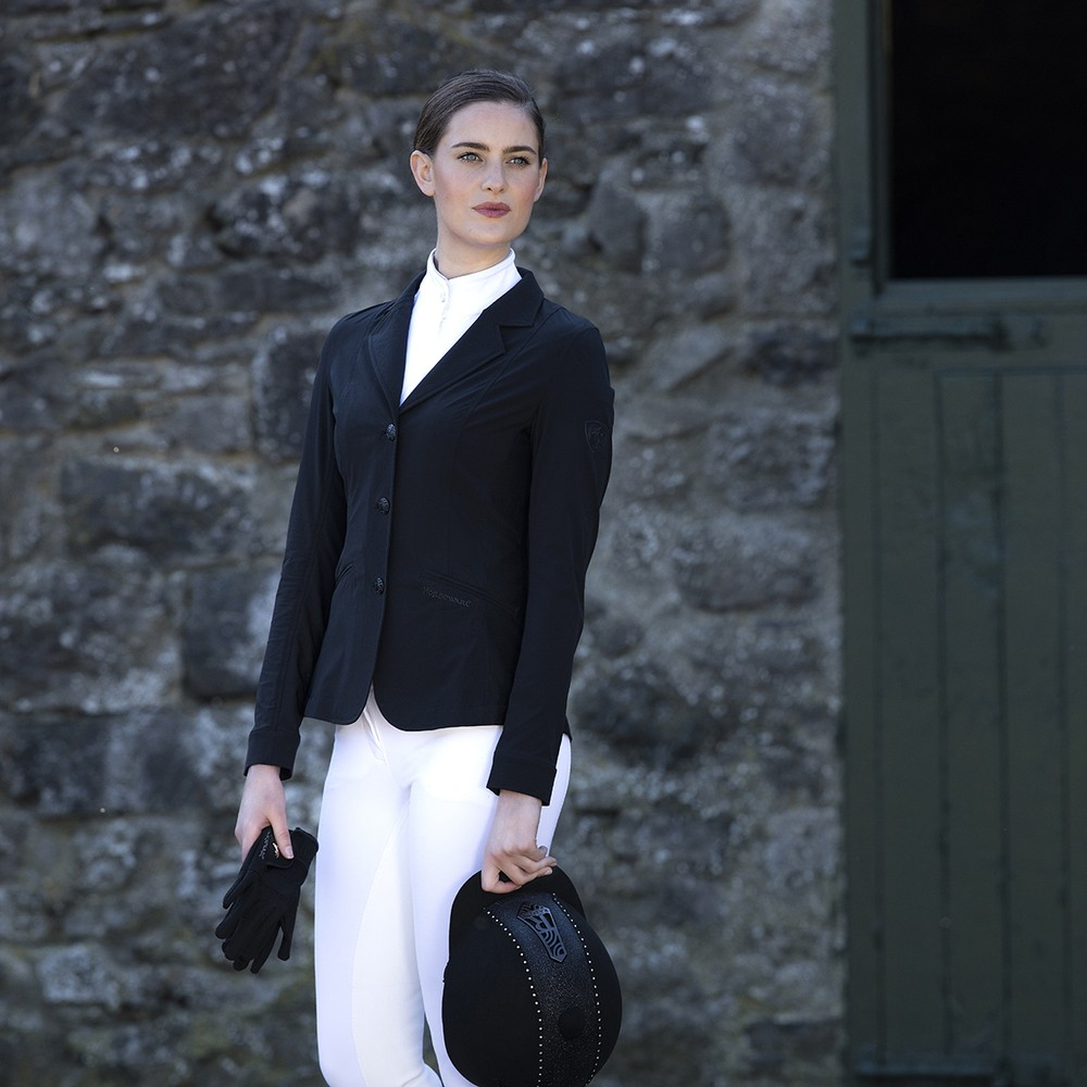 Horseware Air Mk2  Ladies Competition Jacket in Black