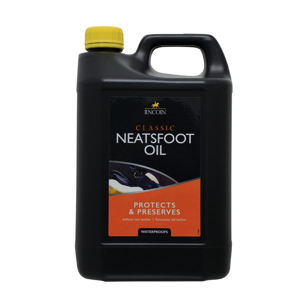 Lincoln Classic Neatsfoot Oil: 4 L in Unknown
