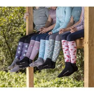 LeMieux Footsies Socks Junior