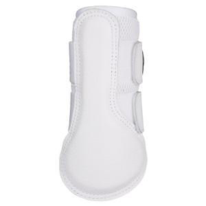 LeMieux Mesh Brushing Boots - White