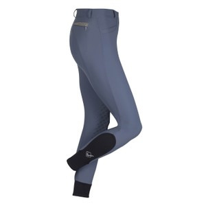 LeMieux My  Dynamique Knee Grip Breech - Ice grey