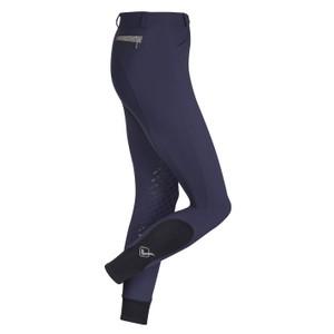 LeMieux My  Dynamique Knee Grip Breech - Navy