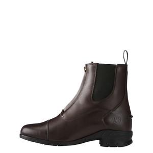 Ariat Womens Heritage IV Zip Paddock Boot Light Brown