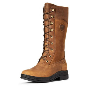 Ariat Womens Wythburn H20 - Weathered Brown in Weathered Brown