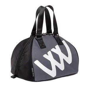 Woof Wear Woof Hat Bag in Black/Grey
