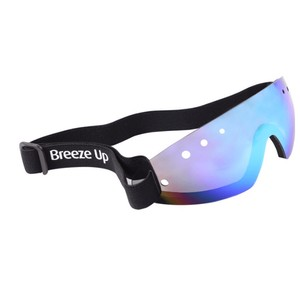 Celtic Equine Supplies Breeze Up Race Goggles - Blue REVO in Blue