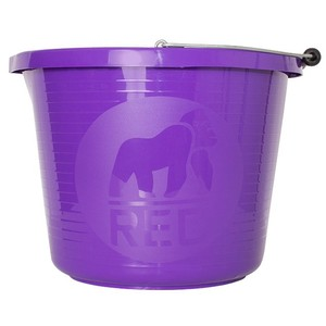 Red Gorilla Premium Bucket in Purple