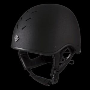 Charles Owen MS1 Pro Skull Black in Black