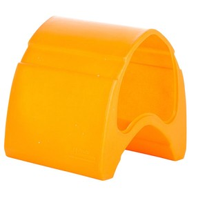 Classic Jumps Saddle Carrier in Orange