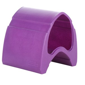 Classic Jumps Saddle Carrier in Purple