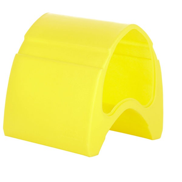 Classic Jumps Saddle Carrier in Yellow