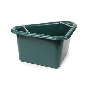 Ezi-Kit EZI-KIT Corner Manger in Dark Green