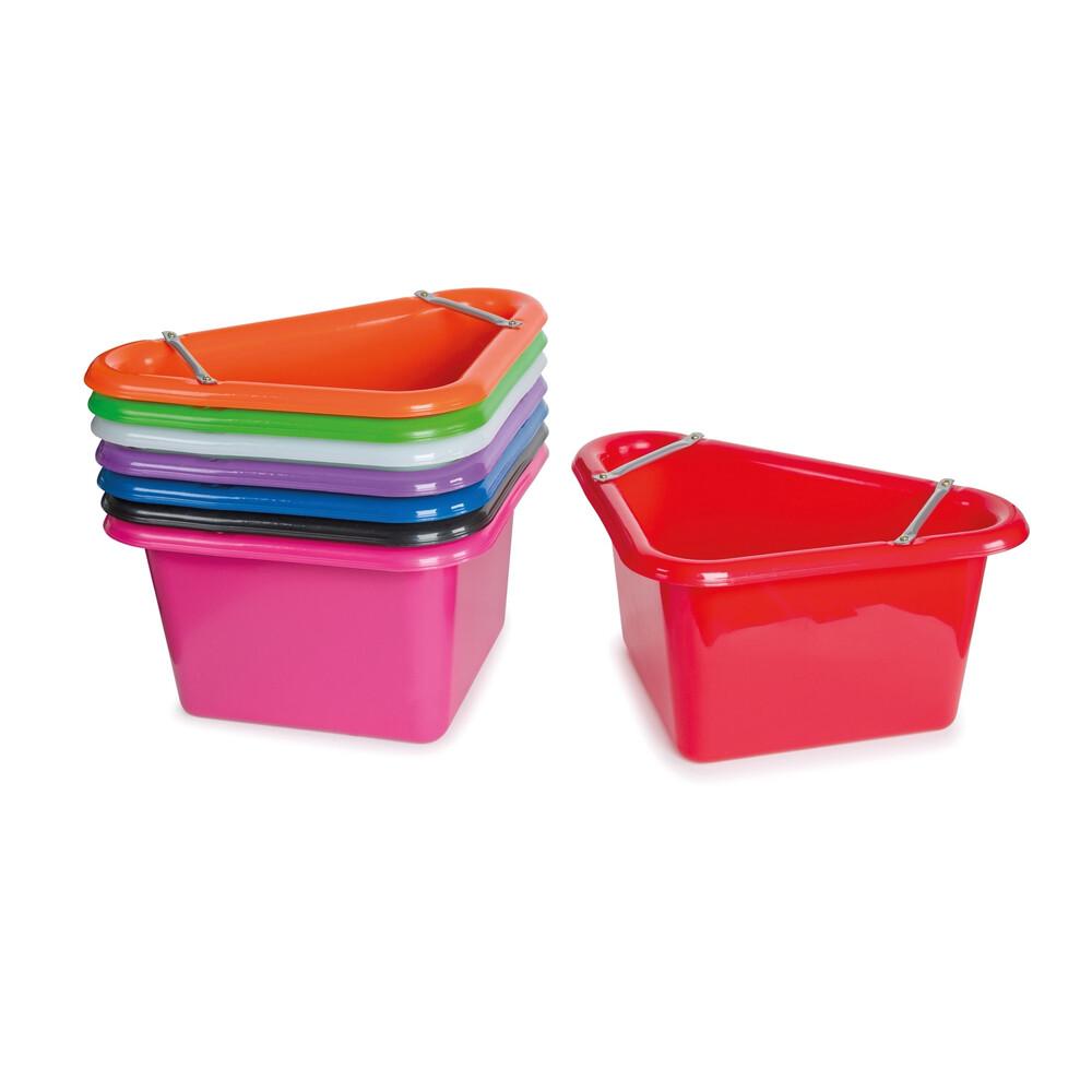 Ezi-Kit EZI-KIT Corner Manger in Pink