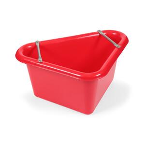 Ezi-Kit EZI-KIT Corner Manger in Red