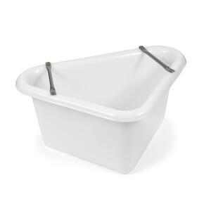 Ezi-Kit EZI-KIT Corner Manger in White