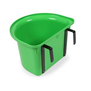 Ezi-Kit EZI-KIT Hook Over Portable Manger in Green