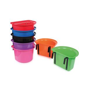 Ezi-Kit EZI-KIT Hook Over Portable Manger in Pink