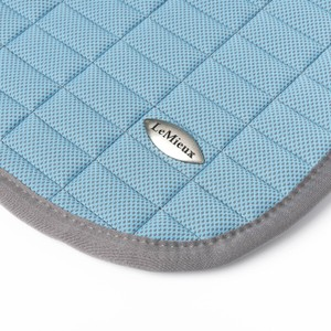 LeMieux Cooling Pad CC  - Ice Blue in Ice Blue