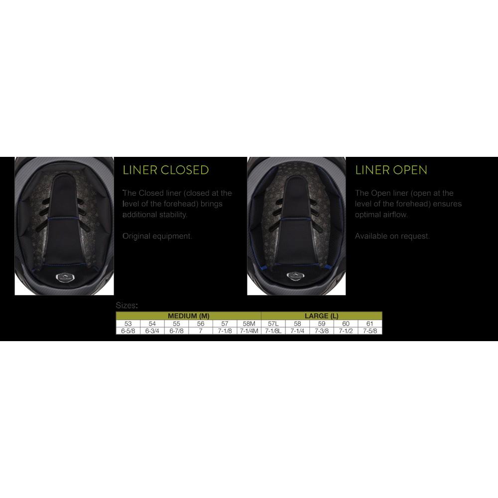 Samshield XC Closed Liner - Medium in Black