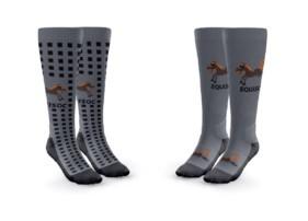 Equisoc Freddy 2 -  Grey in Grey
