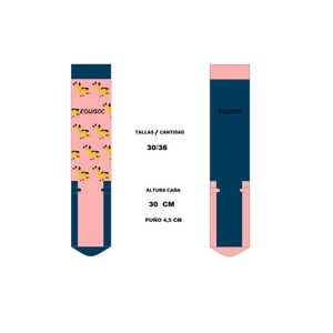 EquiSoc Equisoc Marvel 3 -  Salmon Pink in Salmon Pink