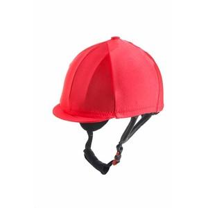 Ornella Prosperi Lycra Hat Cover with Button in Dark Green