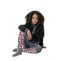 LeMieux Footsies Socks Adult - Daisy