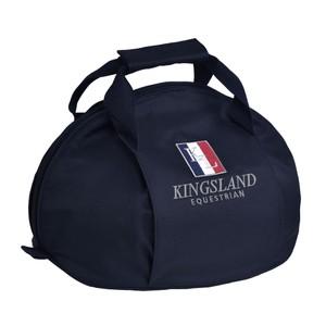 Kingsland Classic Helmet Bag - Navy in Navy