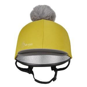 LeMieux Pom Pom Hat Silk - Dijon