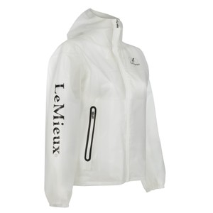 LeMieux Go Aqua Waterproof Jacket - Clear