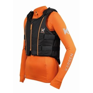 Discontinued Karben Body Protector  Childs