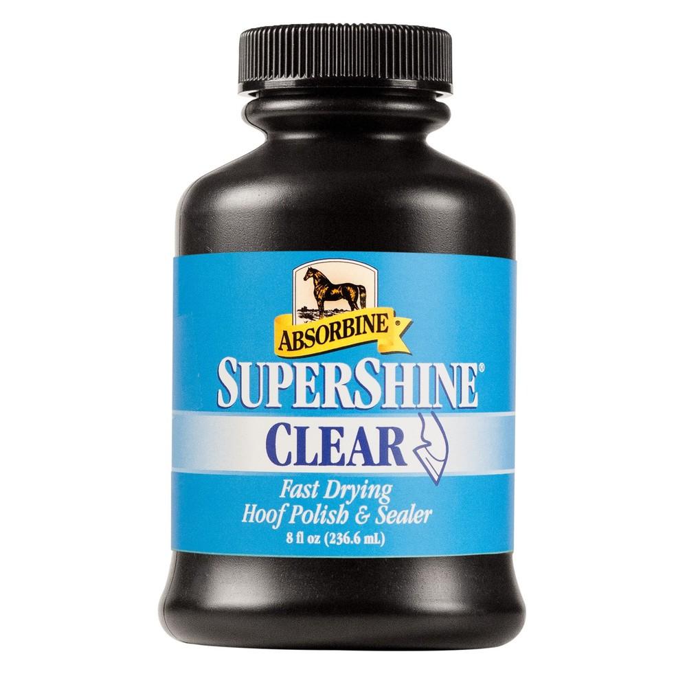 Absorbine Supershine Hoof Polish in Clear