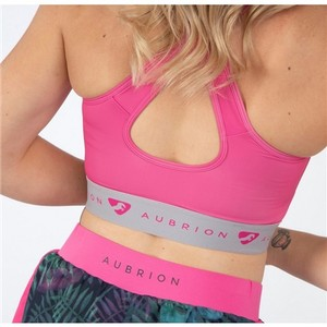 Aubrion Dagenham Sports Bra - Ladies - Pink