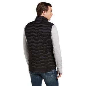 Ariat Men's Ideal V Down Vest - Black in Black
