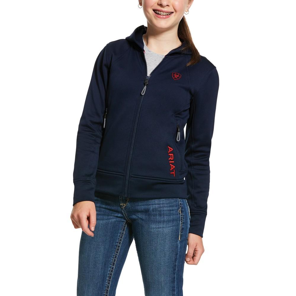 Ariat Kids Team Logo Sweatshirt - Team in Team