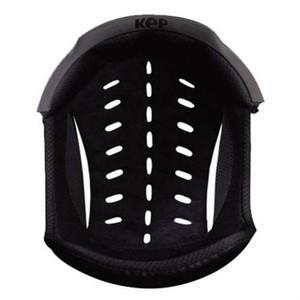 Kep Italia Kep Inner Pad Black for Cap Cromo in Black