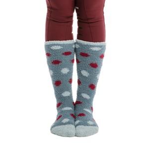 Horseware Softie Socks - Winter Ocean Spots in Winter Ocean Spots