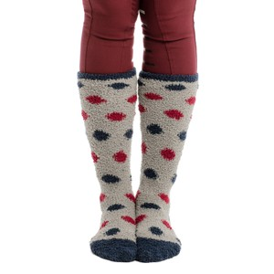 Horseware Softie Socks - Misty Grey