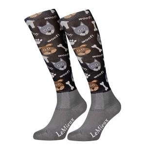 LeMieux Footsies Socks - Dogs Junior in Dogs