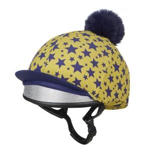 LeMieux Mini Pom Pom Hat Silk - Dijon