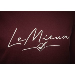 LeMieux Mollie Hoodie - Rioja in Rioja
