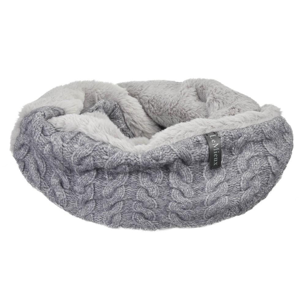 LeMieux Luna Snood - Grey in Grey