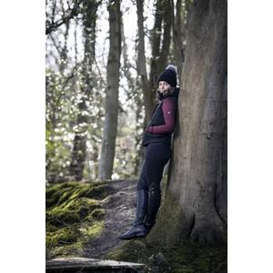 LeMieux Freya Luxe Breeches - Black in Black