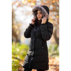 LeMieux Loire Three Quarter Coat - Black in Black