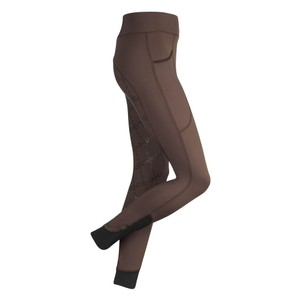 LeMieux Le Mieux Winter ActiveWear Seamless  Pull Ons - Brown