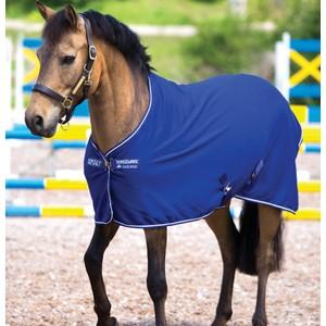 Horseware Amigo Amigo Jersey Pony in Navy/Silver