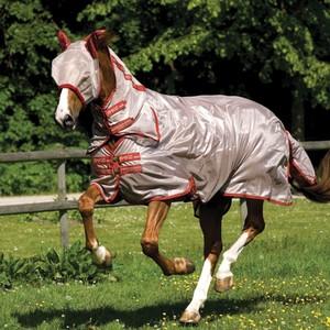 Horseware Amigo Mio Pony Fly Rug in Bronze/Red