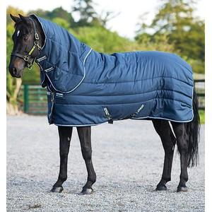 Horseware Amigo Amigo Stable Vari-Layer Plus Heavy 450g in Navy/Blue/Black