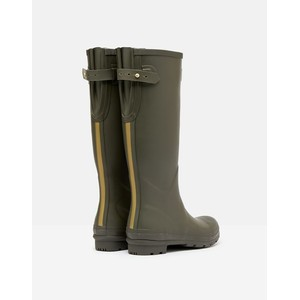 Joules Field Welly - Olive in Olive